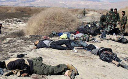 سرکرده داعش در شمال بغداد کشته شد