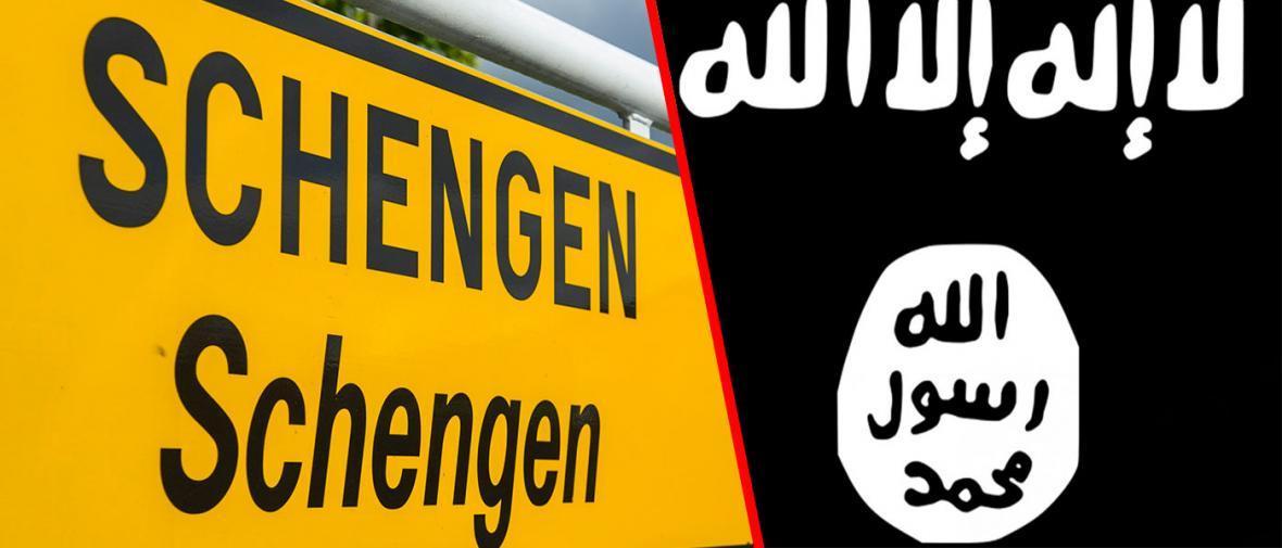 آیا داعش، تهدیدی برای فروپاشی ویزا شینگن خواهد شد؟