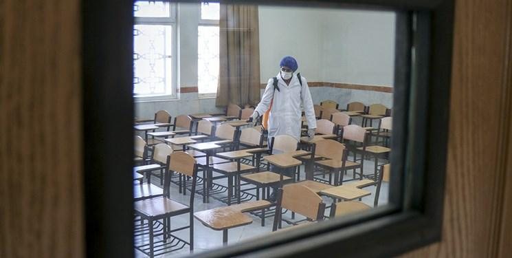 پایش و سنجش سلامت و تب مراجعان در تمامی ورودی های دانشگاه تهران