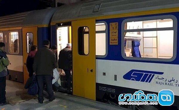 افزایش روزانه لغو بلیت قطار بر اثر کرونا