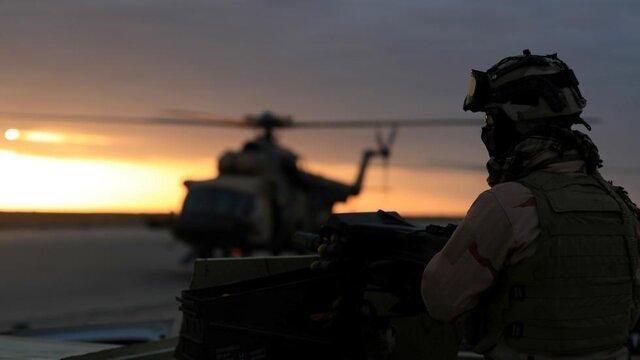 حمله به نزدیکی پایگاه عین الاسد عراق و رهگیری توسط پاترویت آمریکا