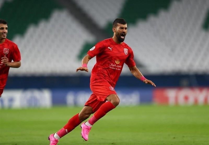 لیگ قهرمانان آسیا، پیروزی ارزشمند الدحیل با گلزنی رامین رضاییان، تساوی پُرگل السد و العین