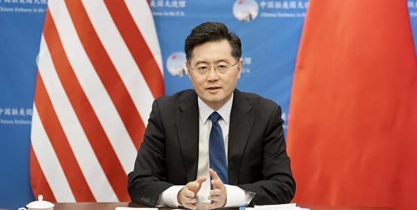 سفیر چین خطاب به مقام های دولت آمریکا: ساکت شوید!